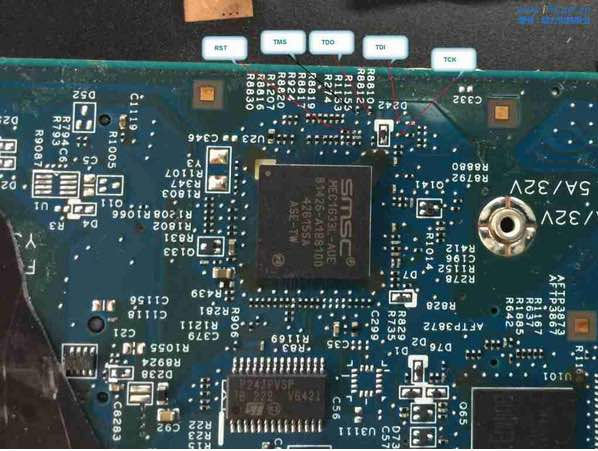 basic jtag how to - what software and programmer? - Ghostlyhaks Forum