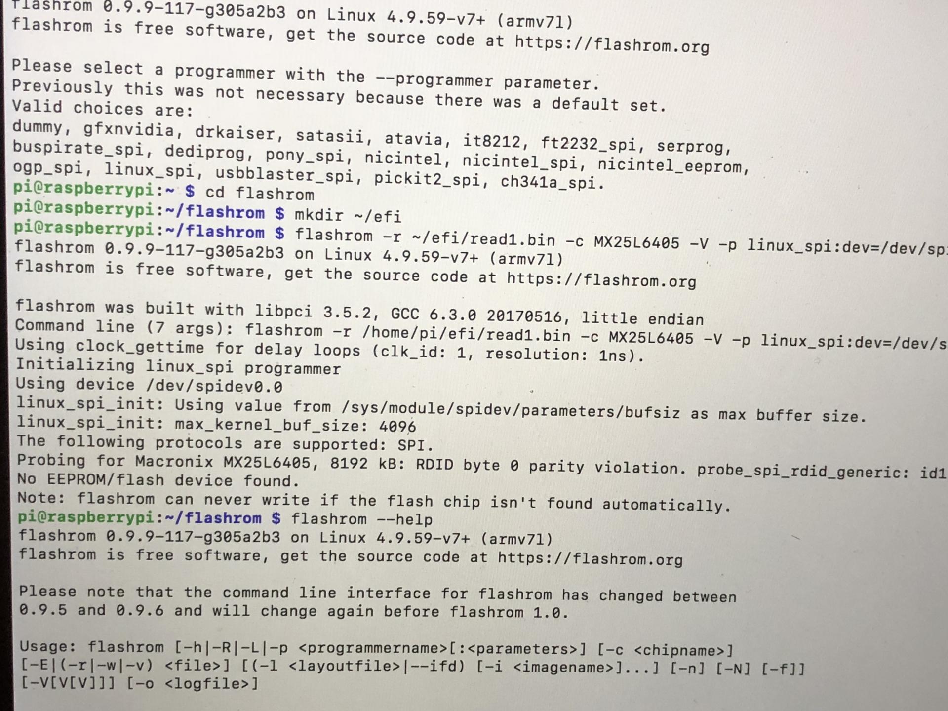 Flashing EFI on MacBook Air a1370 EMC 2471 - Ghostlyhaks Forum