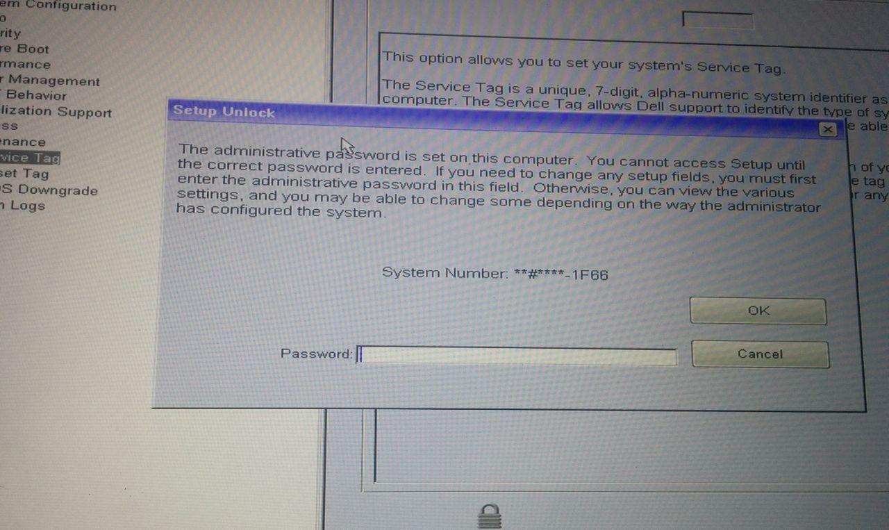 Dell E5470 bios please - Ghostlyhaks Forum