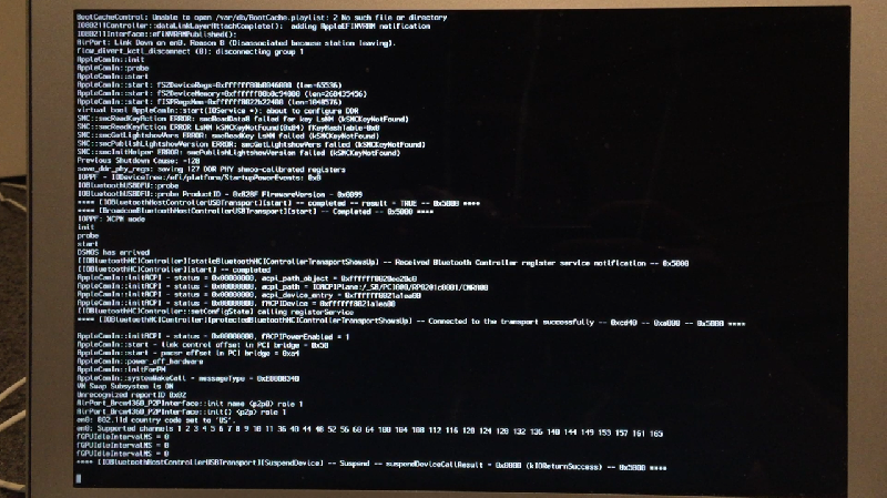 how to run diagnostics on macbook air